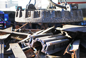 H&C Metals, Inc. Accepts and Recycles Ferrous Metal