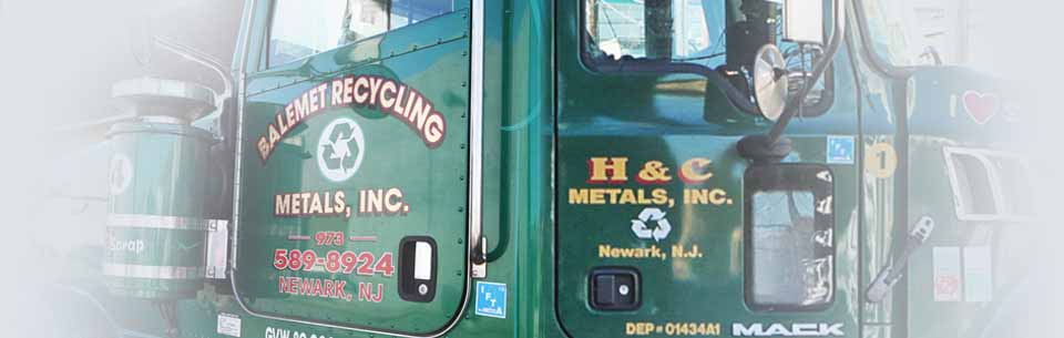 Scrap Metal Facilities & Equipment in NJ - H&C Metals